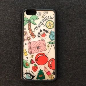 dev's doodle iphone 6 case